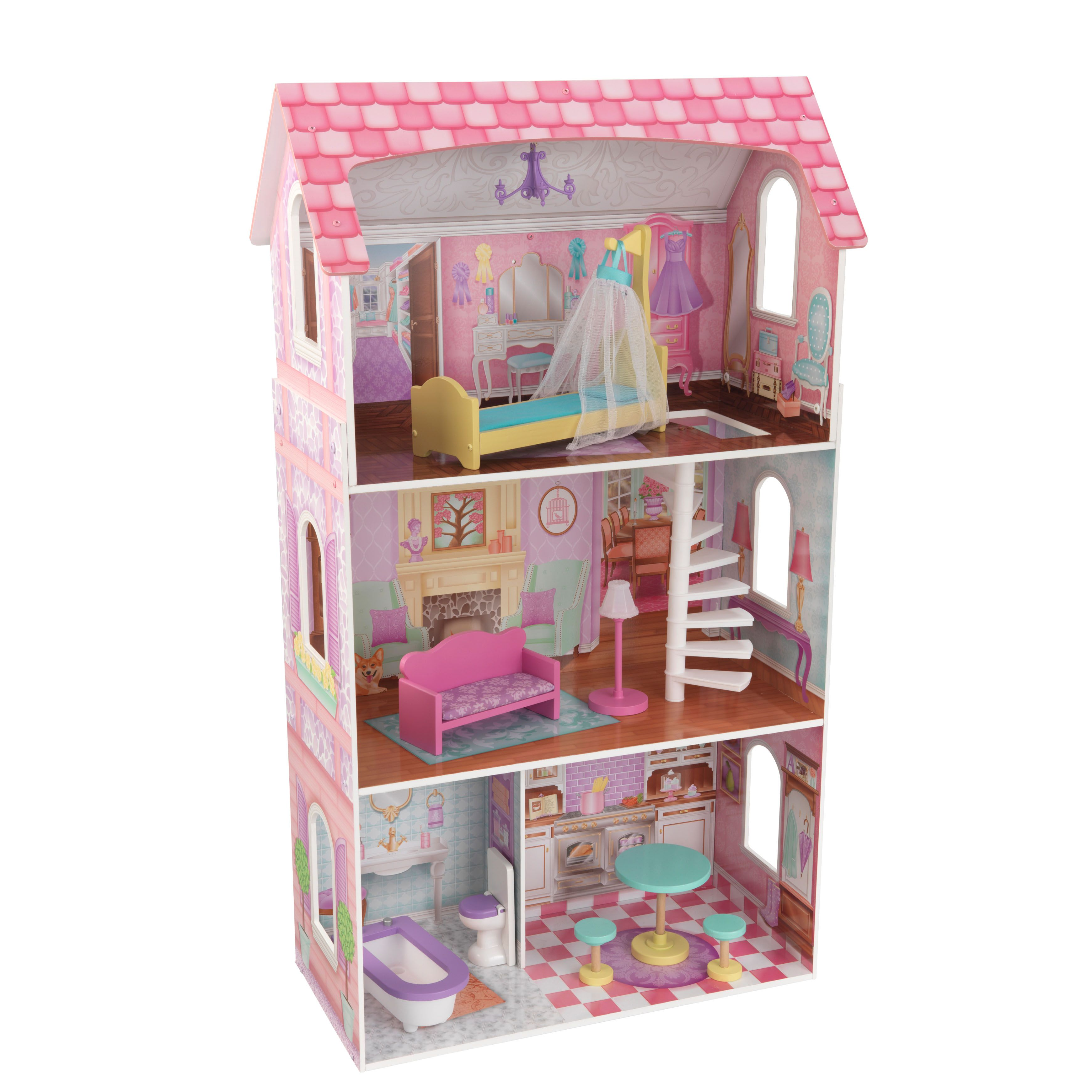 Penelope Dollhouse By Kidkraft New In Store Just Arrived In