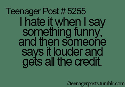 Worst thing ever...