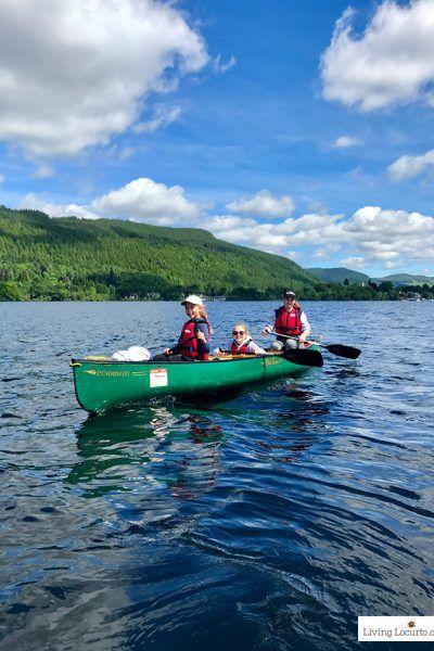 5 Outdoor Scotland Family Vacation Ideas