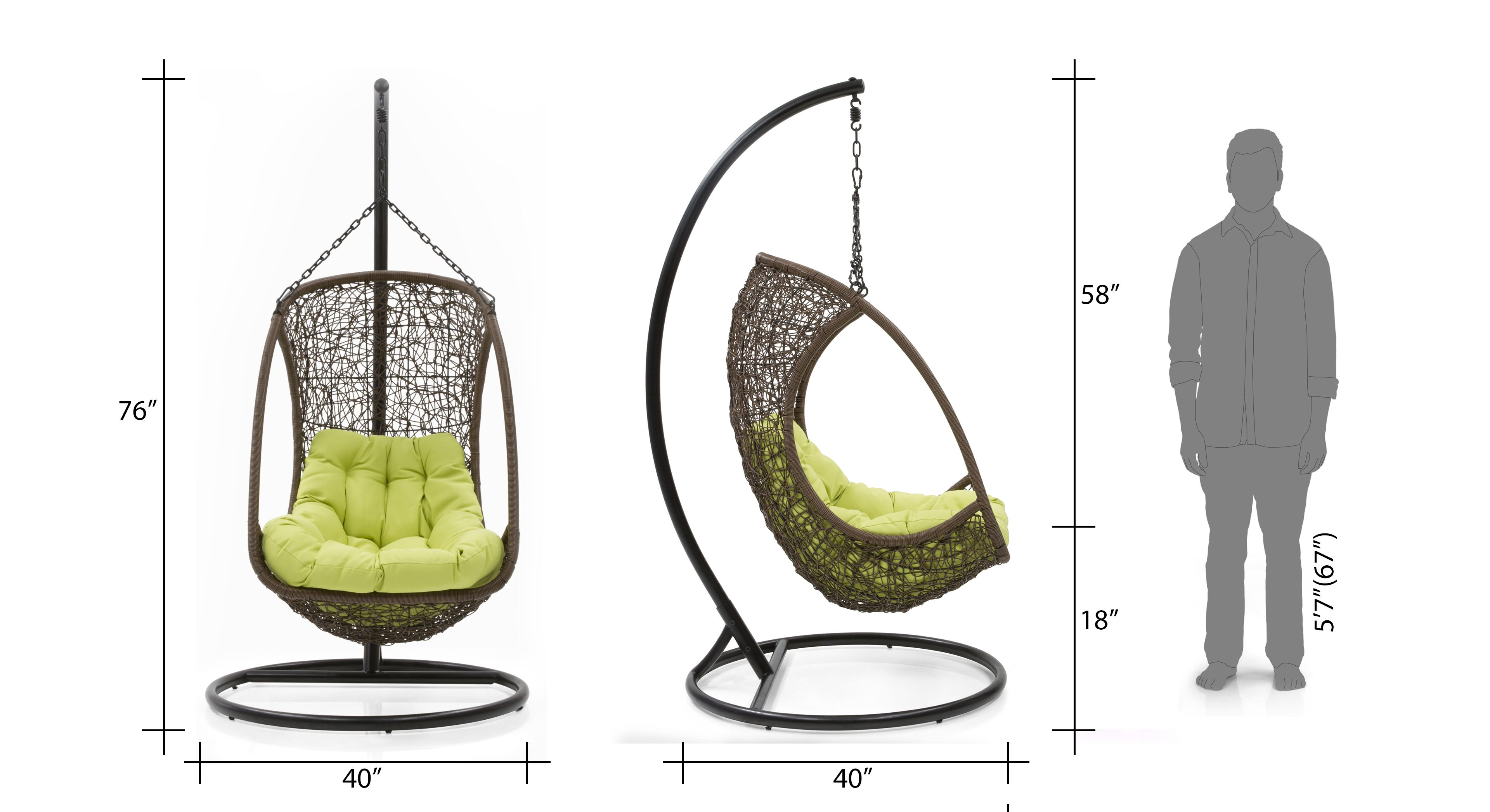 Calabah swing chair dream home archs pinterest swing chairs