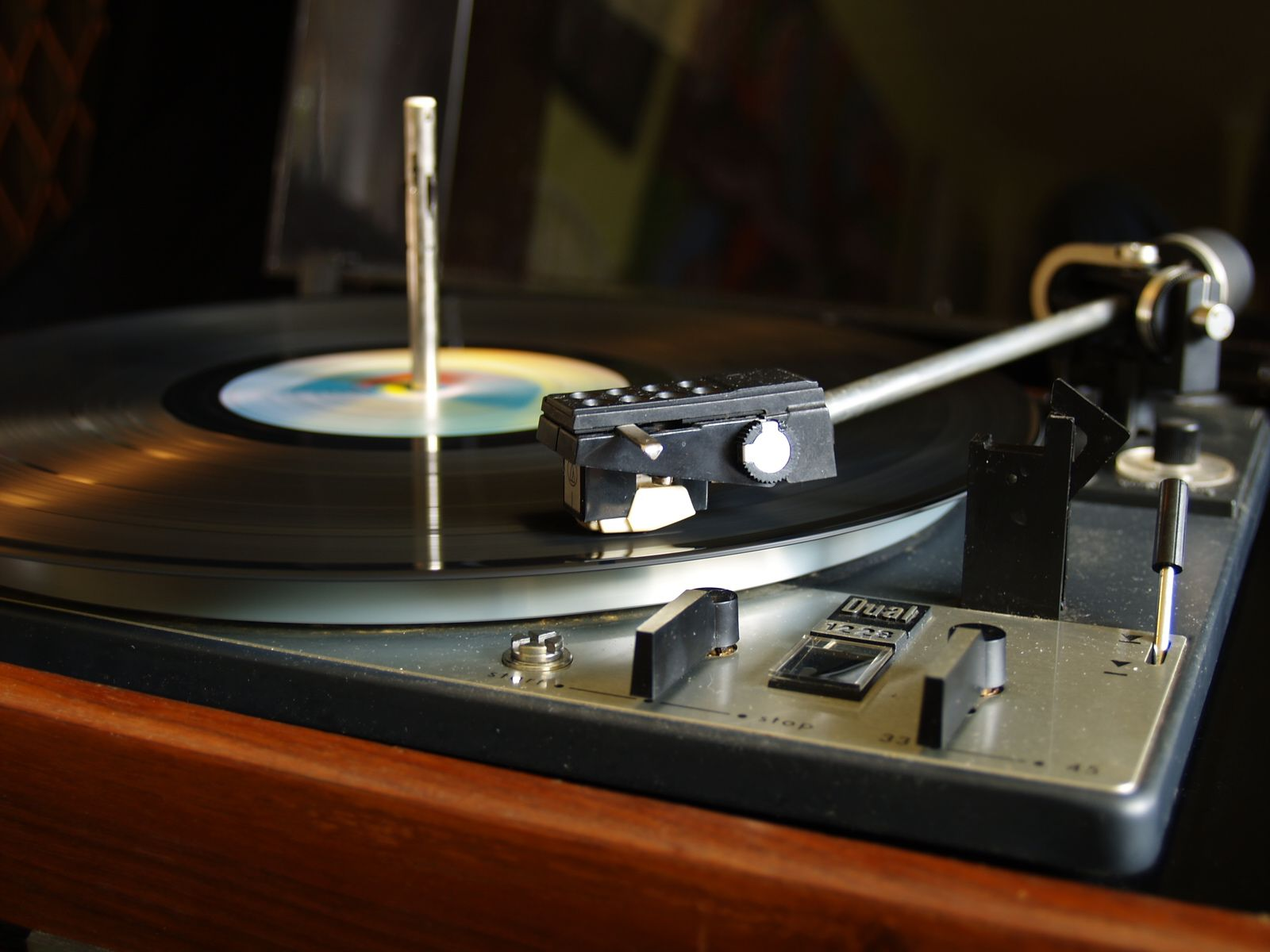 Chłodny Dual 1228 Turntable | Turntables | Turntable, Hifi audio, Record AD88
