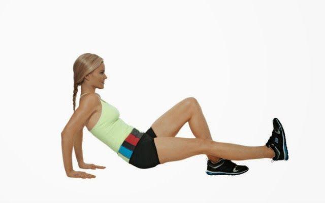 ejercicios para levantar el culo