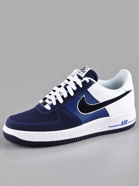 Footwear · Nike Air Force 1 Game Royal Blackened Blue White