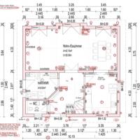 Beispiel Elektroplanung Am Grundriss Unseres Einfamilienhaus Elektroinstallation Haus Elektroinstallation Elektroinstallation Planen