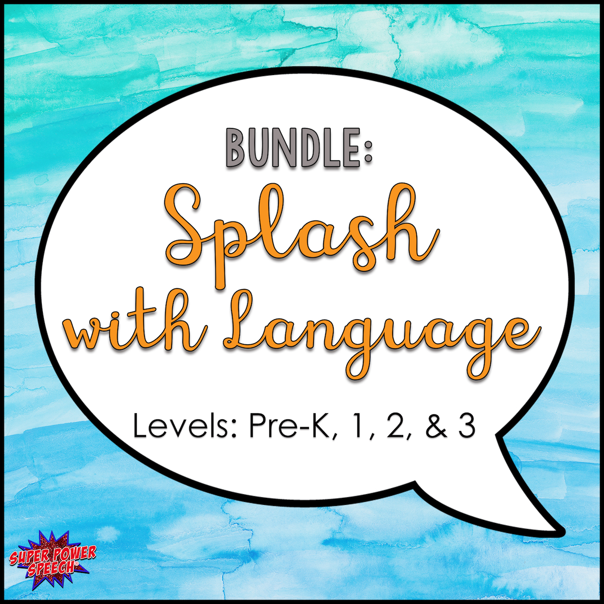 Bundle Splash With Language