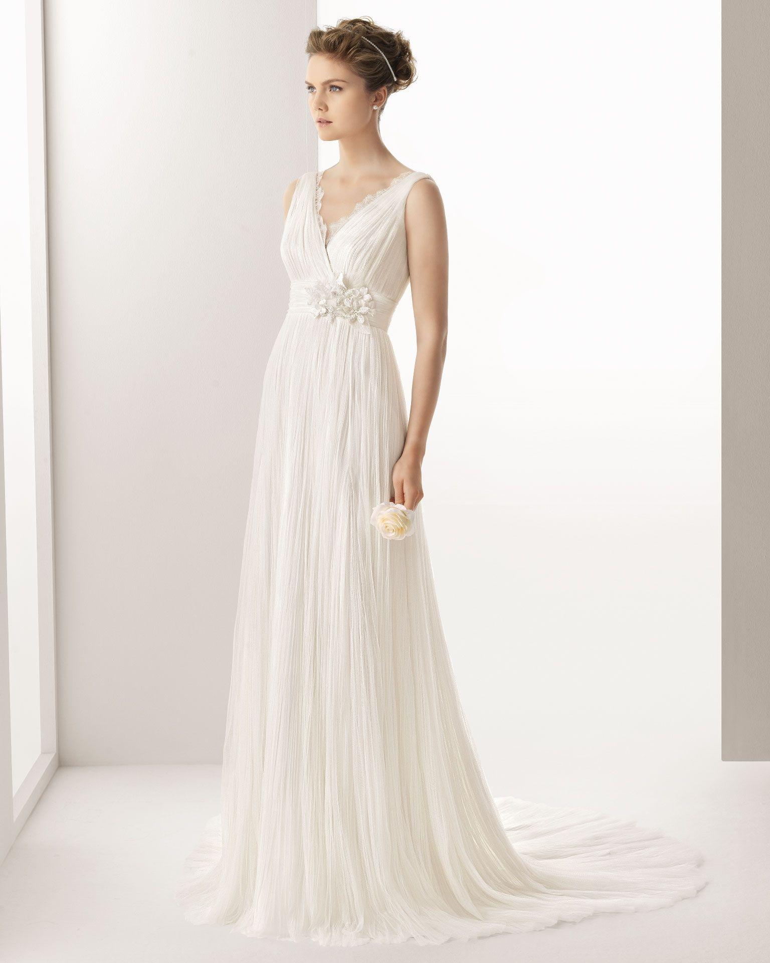 825f90bf3f 111 Umbria - Vestido de Novia - Rosa Clará