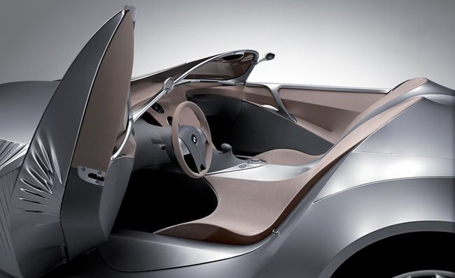 Bmw Builds A Shape Shifting Car Out Of Cloth Autopia Wired
