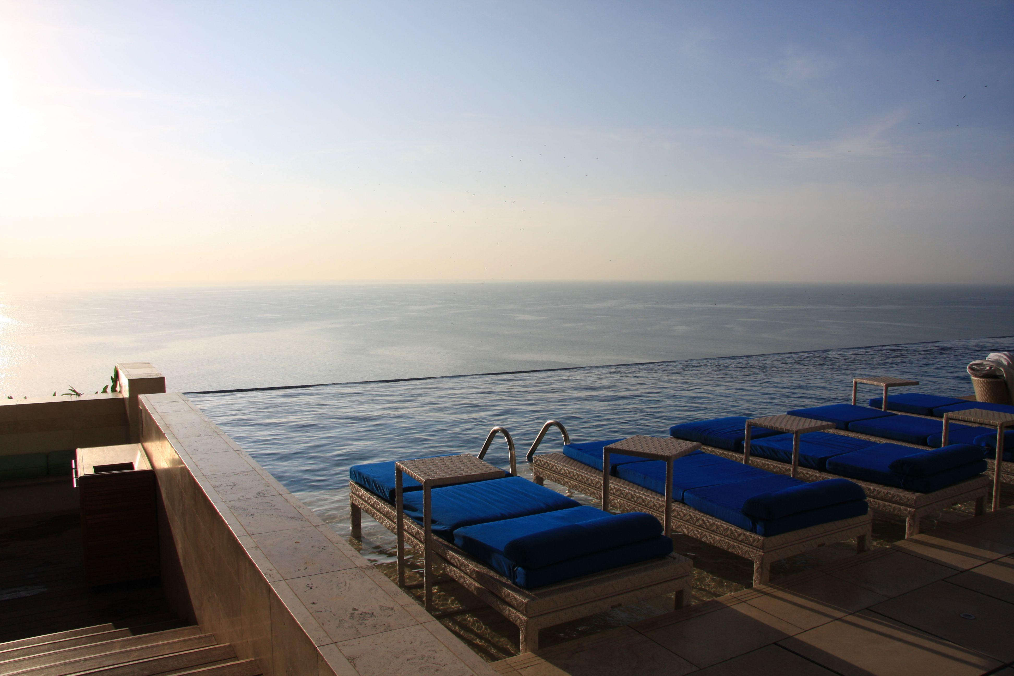 View From The Infinity Pool At Trump Panama With Images