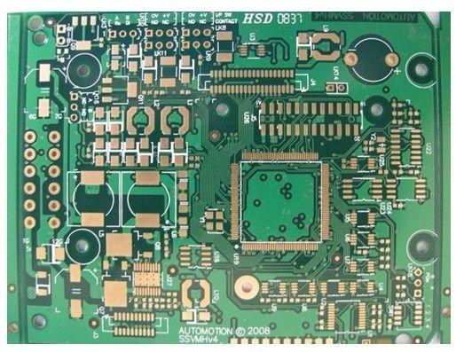 4 Layer Rigid Enig Pcb Used In Wireless Printed Circuit Board Circuit Board Printed Circuit Boards
