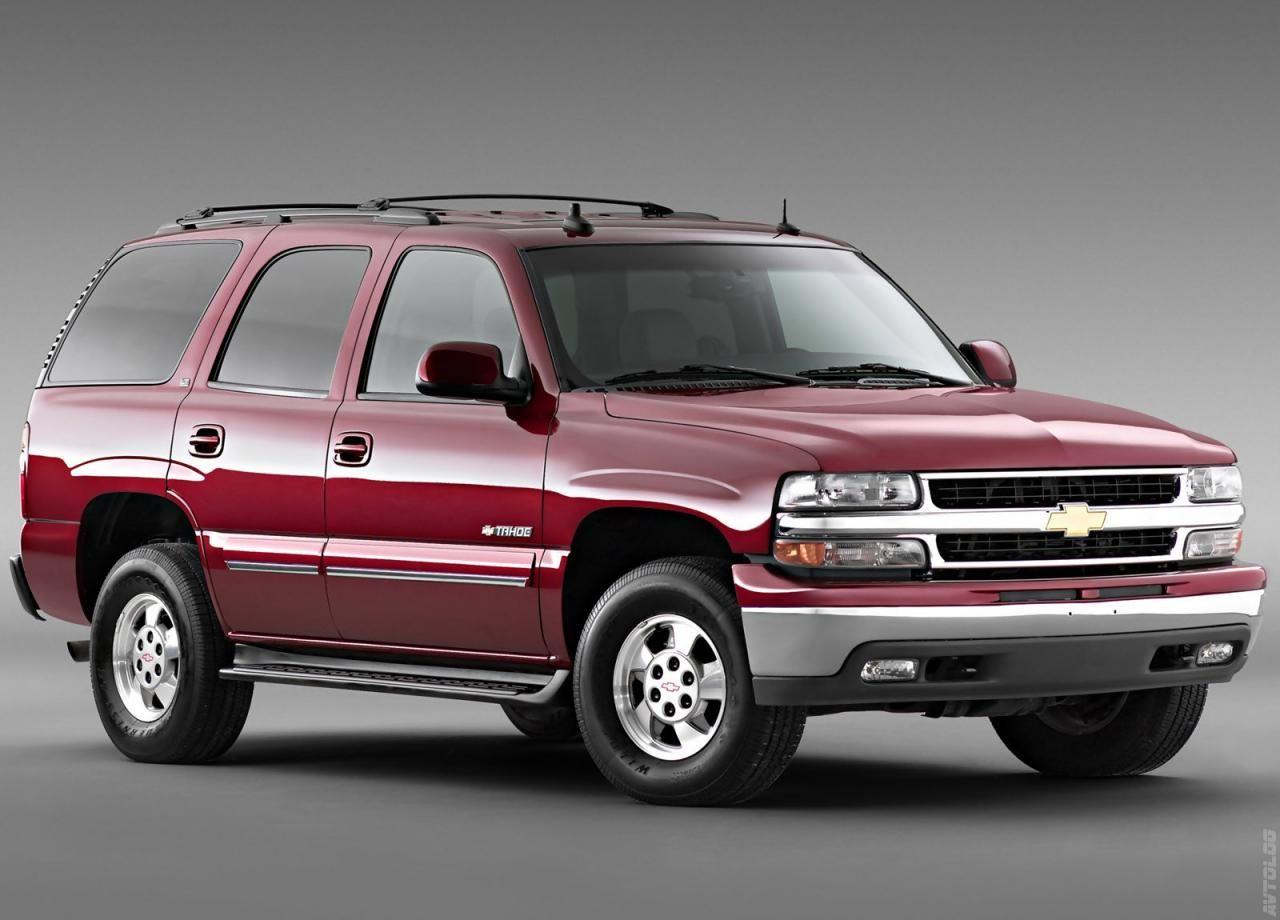2002 Chevrolet Tahoe Chevrolet Chevrolet Tahoe Tahoe