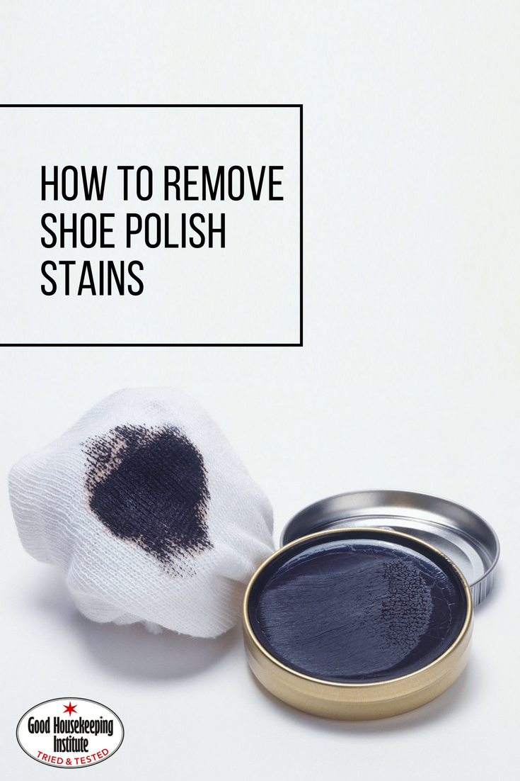 How To Remove Shoe Polish Stains Cleaning Cleaning Hacks Clean