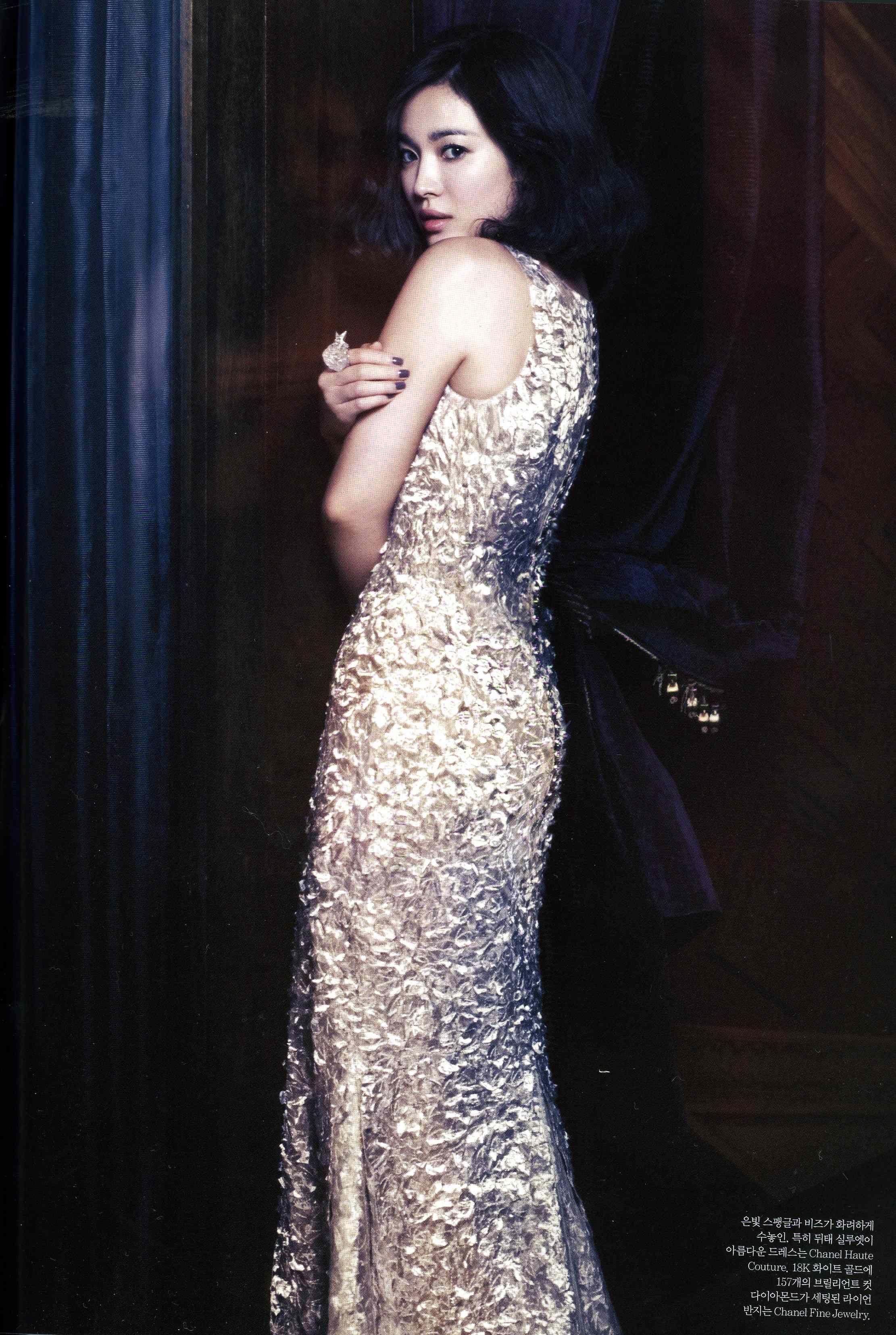 Song Hye Kyo ELLE 2013233
