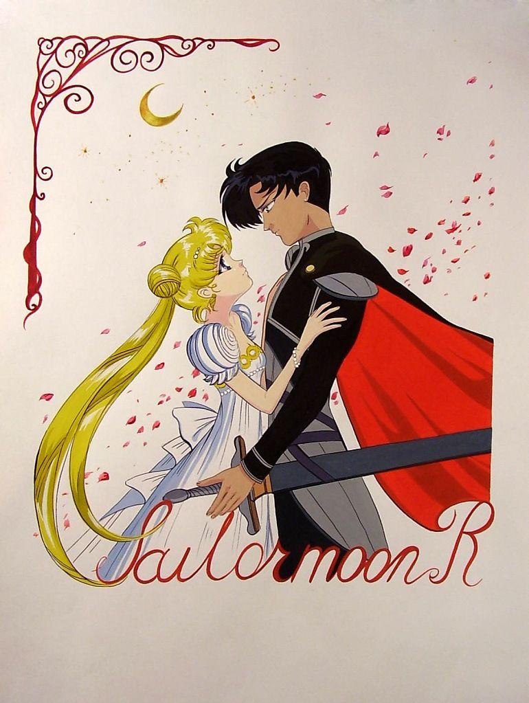 SailorMoon by on deviantART