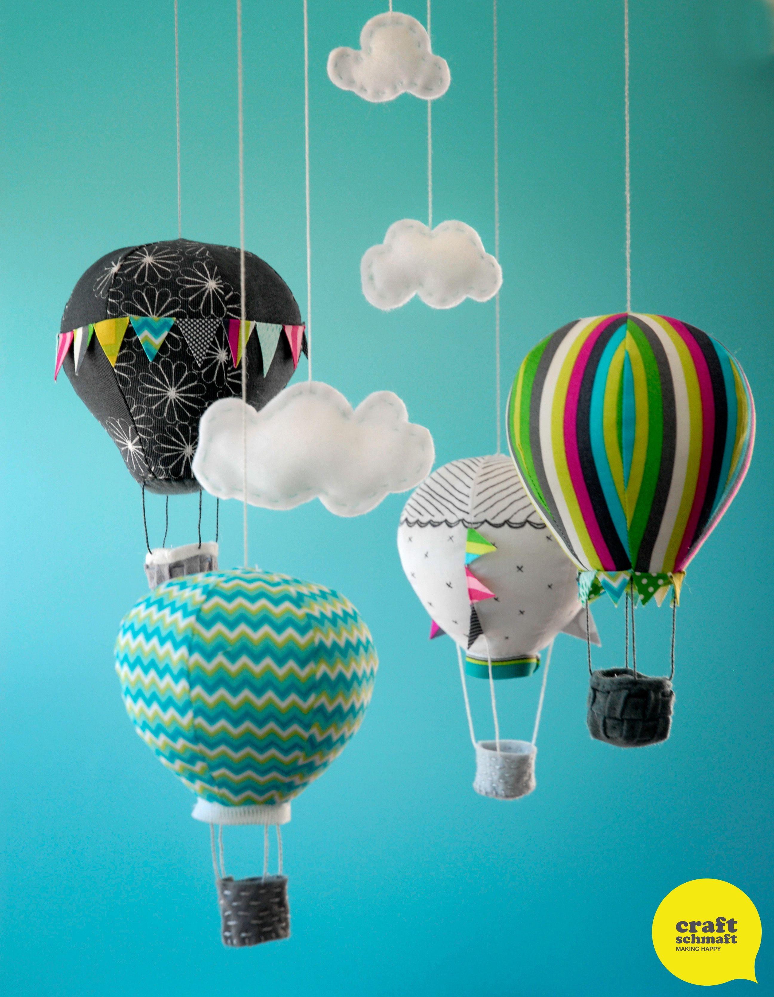 balloon_mobile_large Balloon mobile, Air balloon, Balloons
