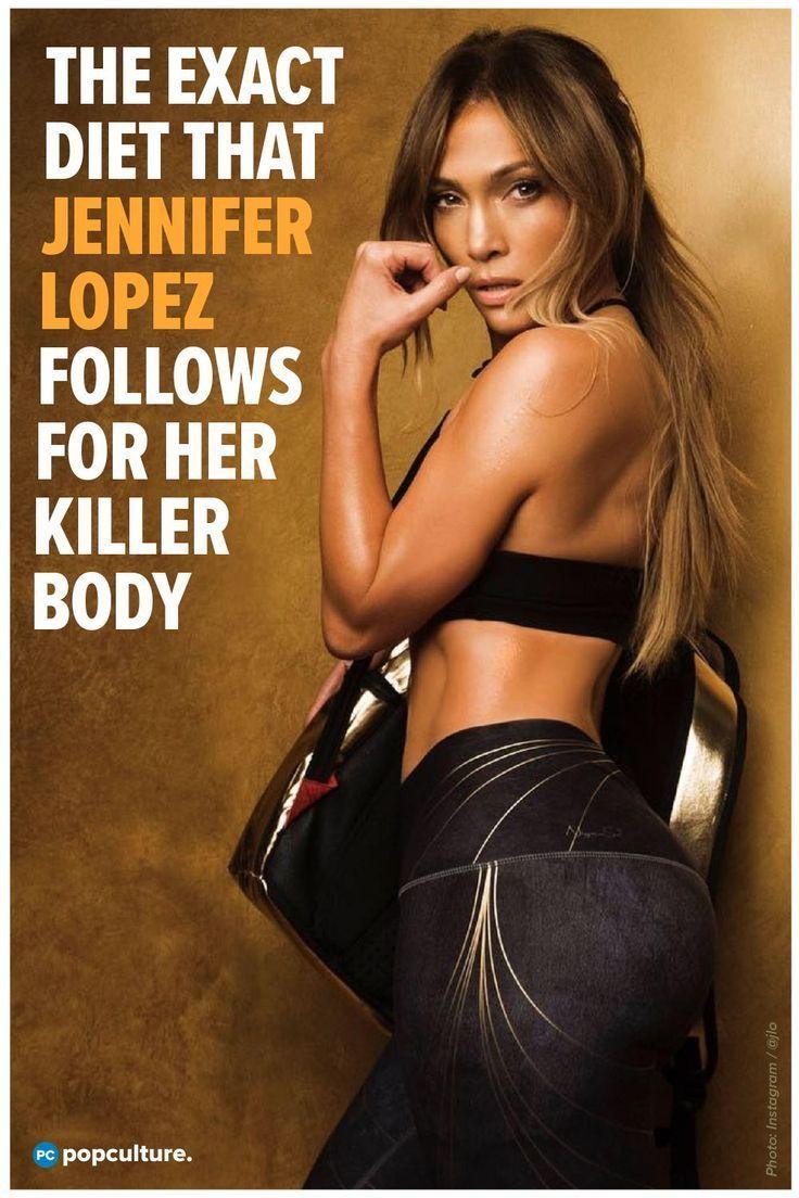 Jennifer Lopez Rocks This Crazy Clean Diet To Look 20