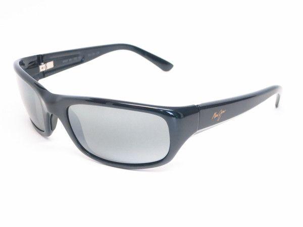 77c2e0d86e Maui Jim Stingray MJ 103-02 Gloss Black Polarized Sunglasses