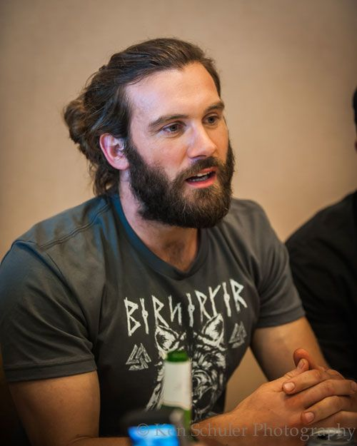 Interview With Actor Clive Standen To Talk History Channel