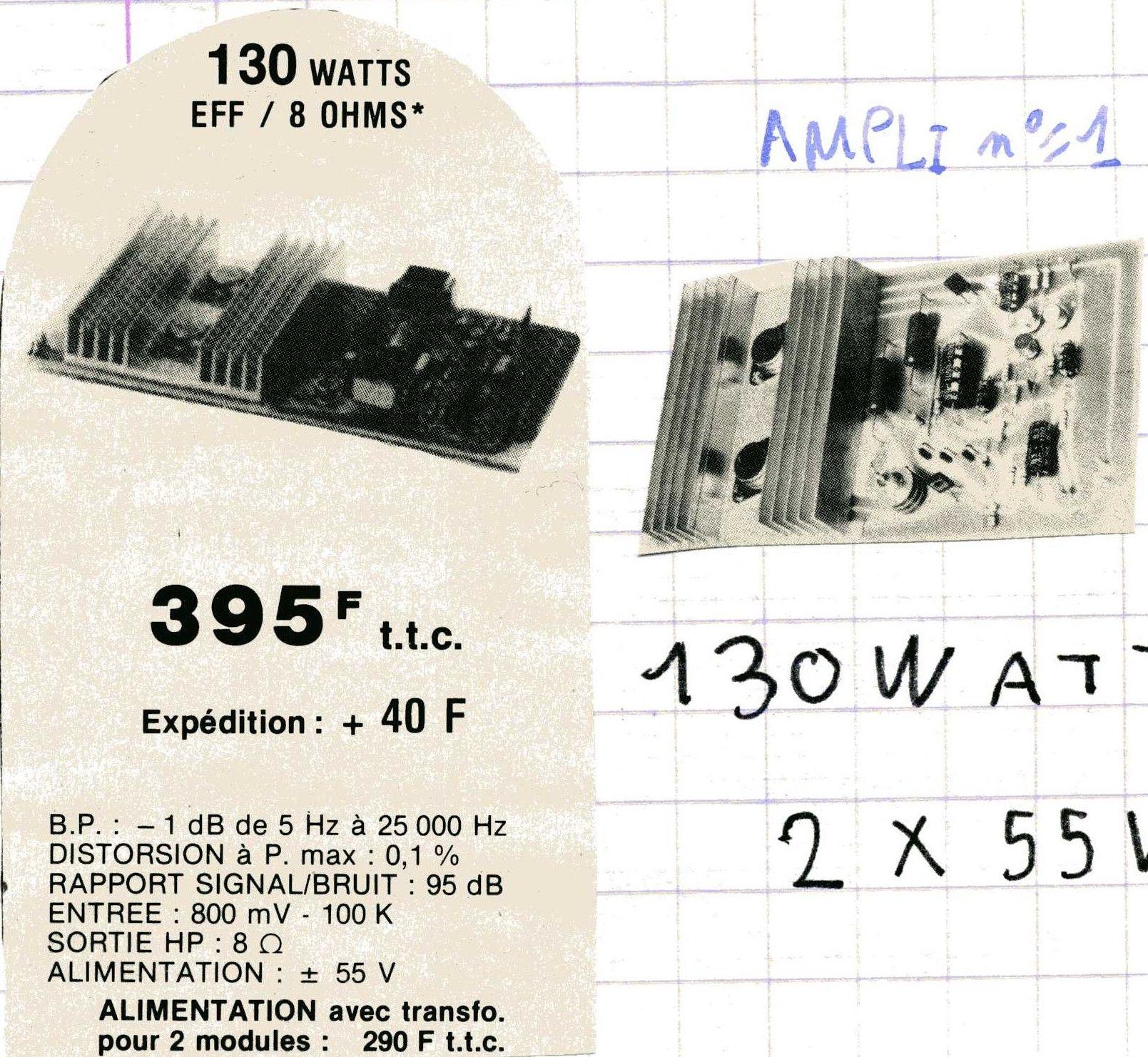 Épinglé par Valery Reboud sur Power amplifier Ampli
