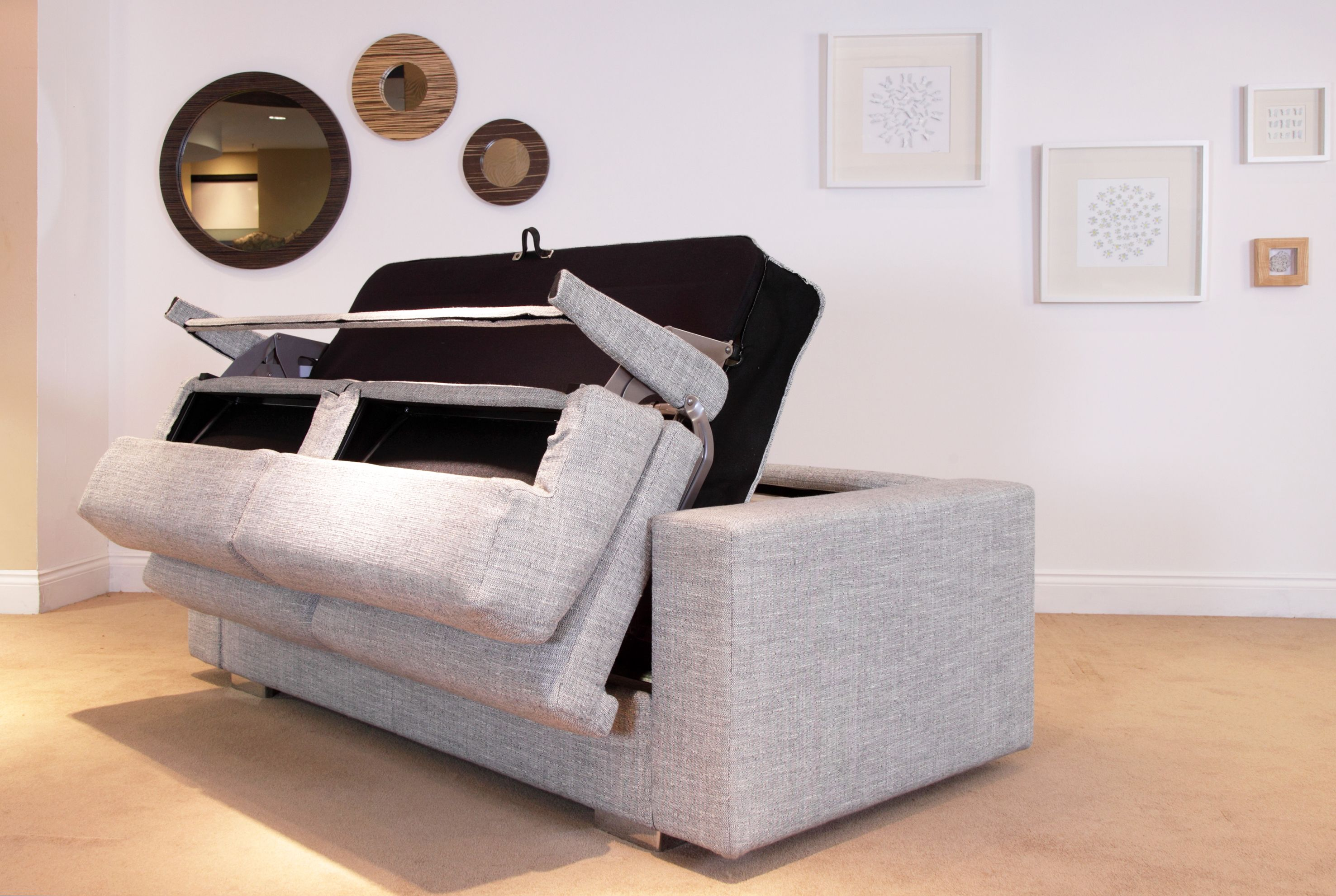 This Is A Good Example Of The Up And Over Bed Mechanism That We Have On Several Of Our European Sofa Beds Th Luxury Sofa Bed Convertible Furniture Sofa Bed