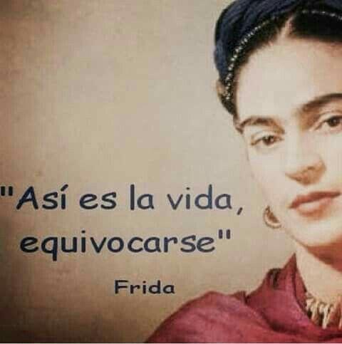 En citas espanol kahlo frida Frases de