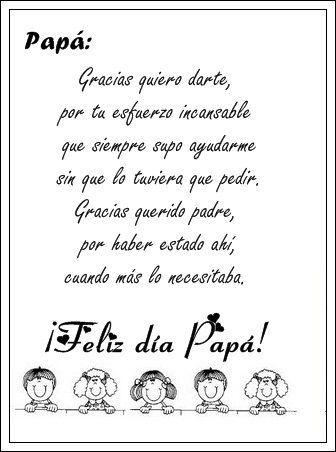 Poema Por El Dia Del Campesino Para Niños De Inicial Poesia Para Papa Poesia Para Papa Camisa Dia Del Padre Frases