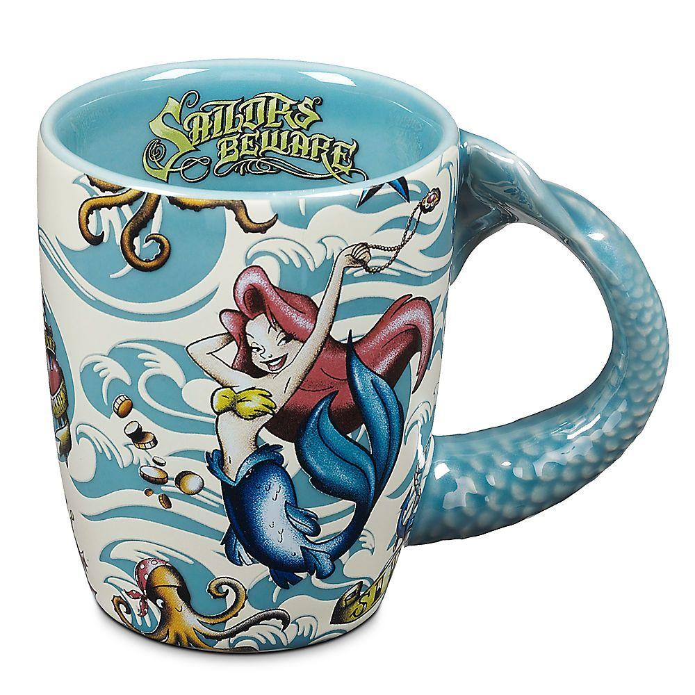 Of The Pirates Mermaid Store Caribbean MugDrinkware Disney Yb6Ifgy7v