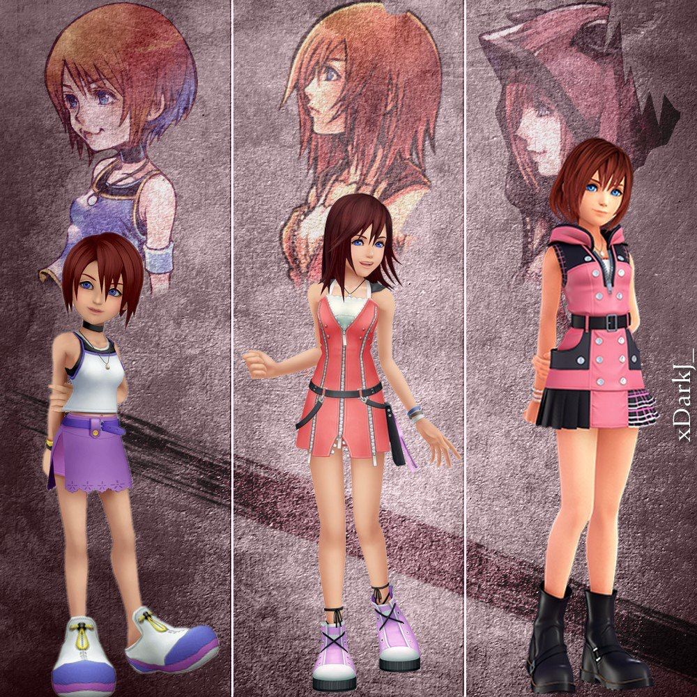 Kairi S Transformation Kingdom Hearts Cosplay Kingdom Hearts Wallpaper Kingdom Hearts Fanart