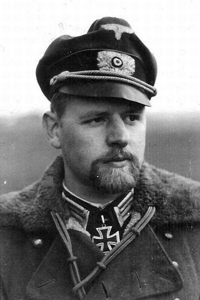 Erich Dienenthal (17 December 1915 – 26 July 1990) RK 14 ...