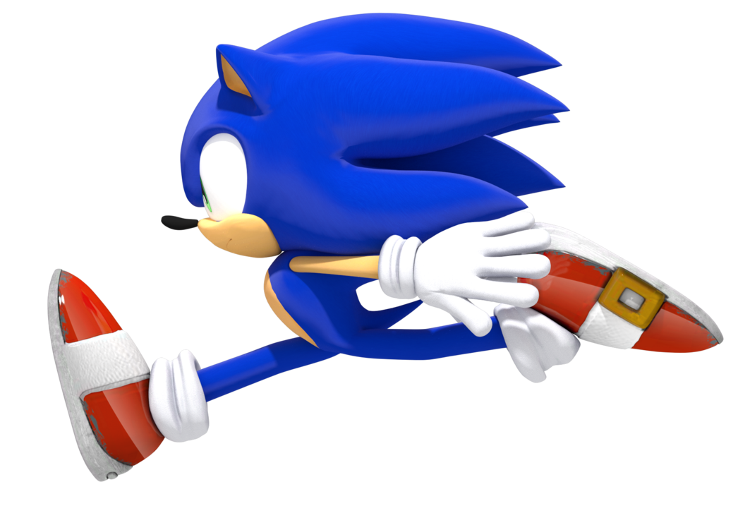 Sonic the Hedgehog Running animation | Run Hedgehog, Run ...