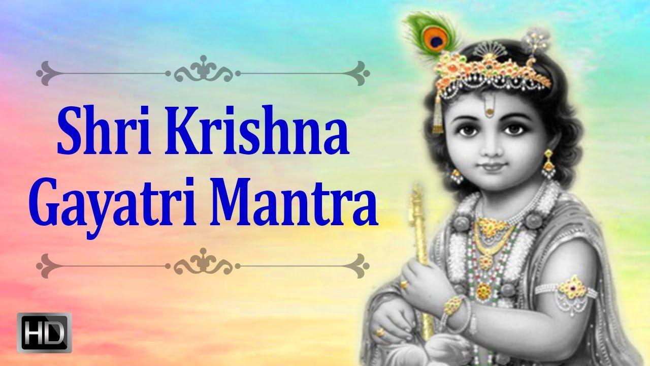 Krishna #Mantra #Devotional #Sanskrit - Shri Krishna Gayatri