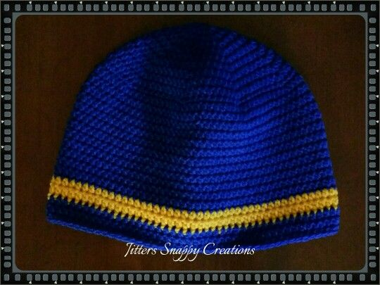 Plain Crochet hat   Can be purchase from my facebook site.   https://m.facebook.com/jitterssnappycreations