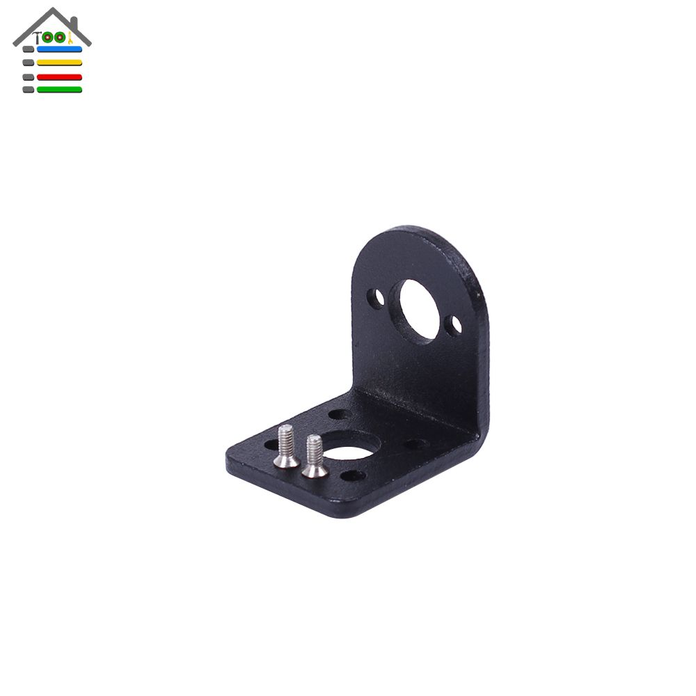 Autotoolhome Small Motor Holder Stand Bracket Mount For Hand Mini Pcb Drill Speed Controller Drilling Fit 360 365