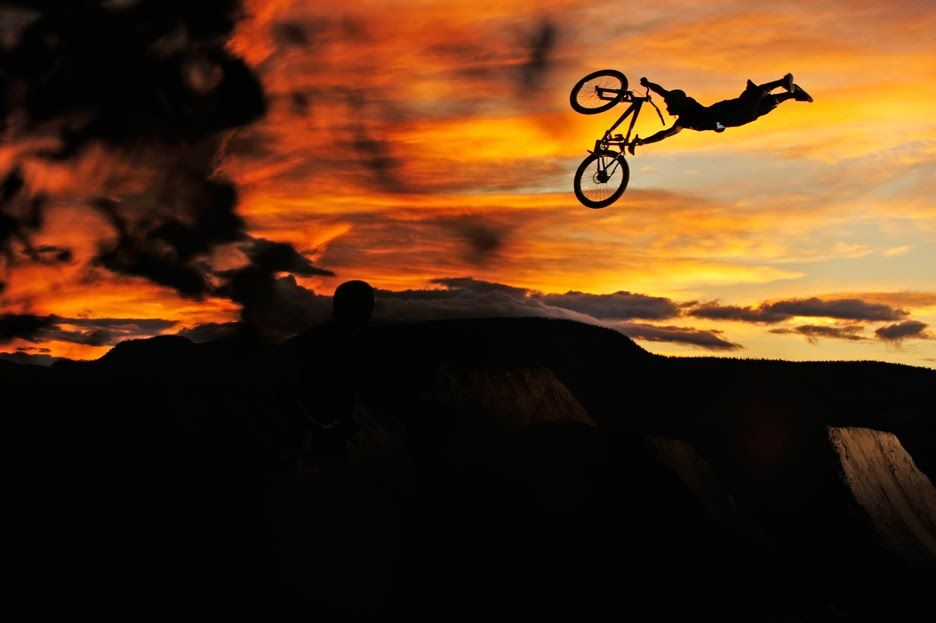 Mountain Bike Jumps Cool Pictures Cool Stuff Mtb