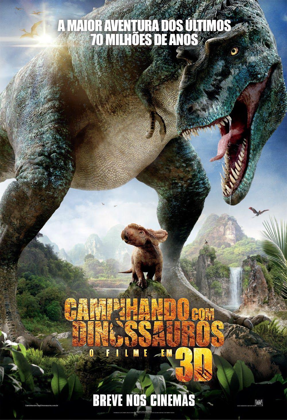Caminhando Com Dinossauros Cine Planeta Caminhando Com