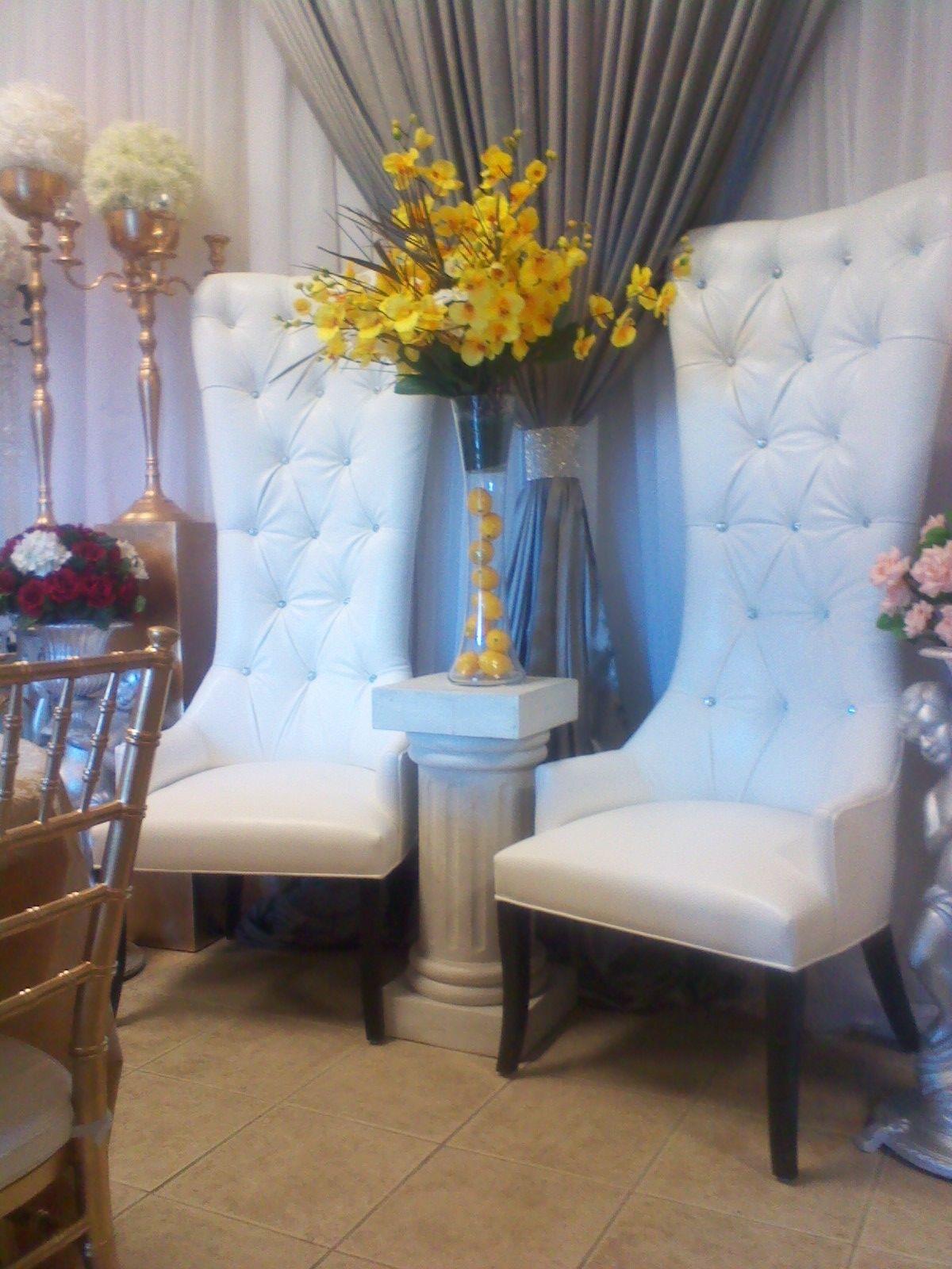 Wedding Rental Chairs