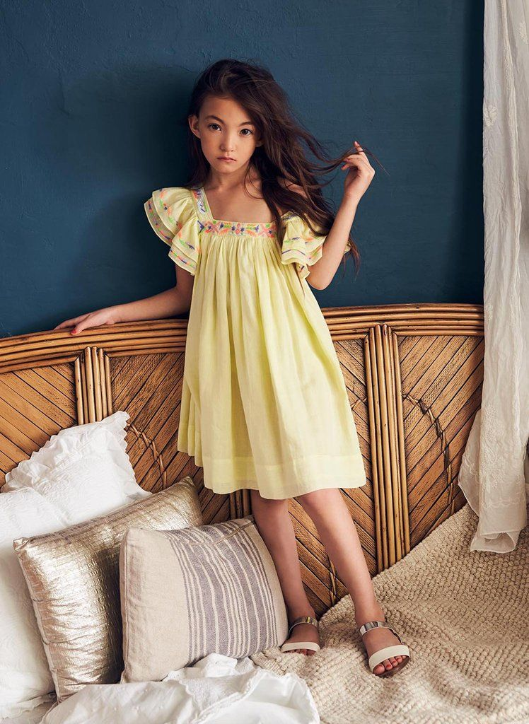 f6f6cac66 Nellystella Chloe Dress in Lemon Sour (Size 2, 3, 4, 8) - Available ...