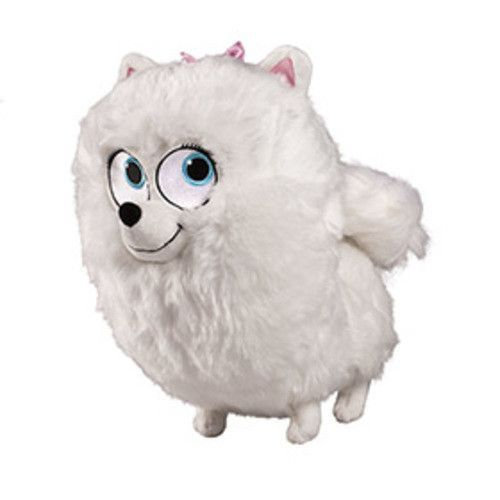 Universal Studios The Secret Life of Pets Gidget Plush New with Tag