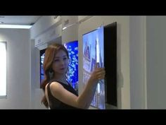 Lg S New Wall Paper Oled Tv Is Mind Ingly Thin Video It Called And There A Reason For That Display