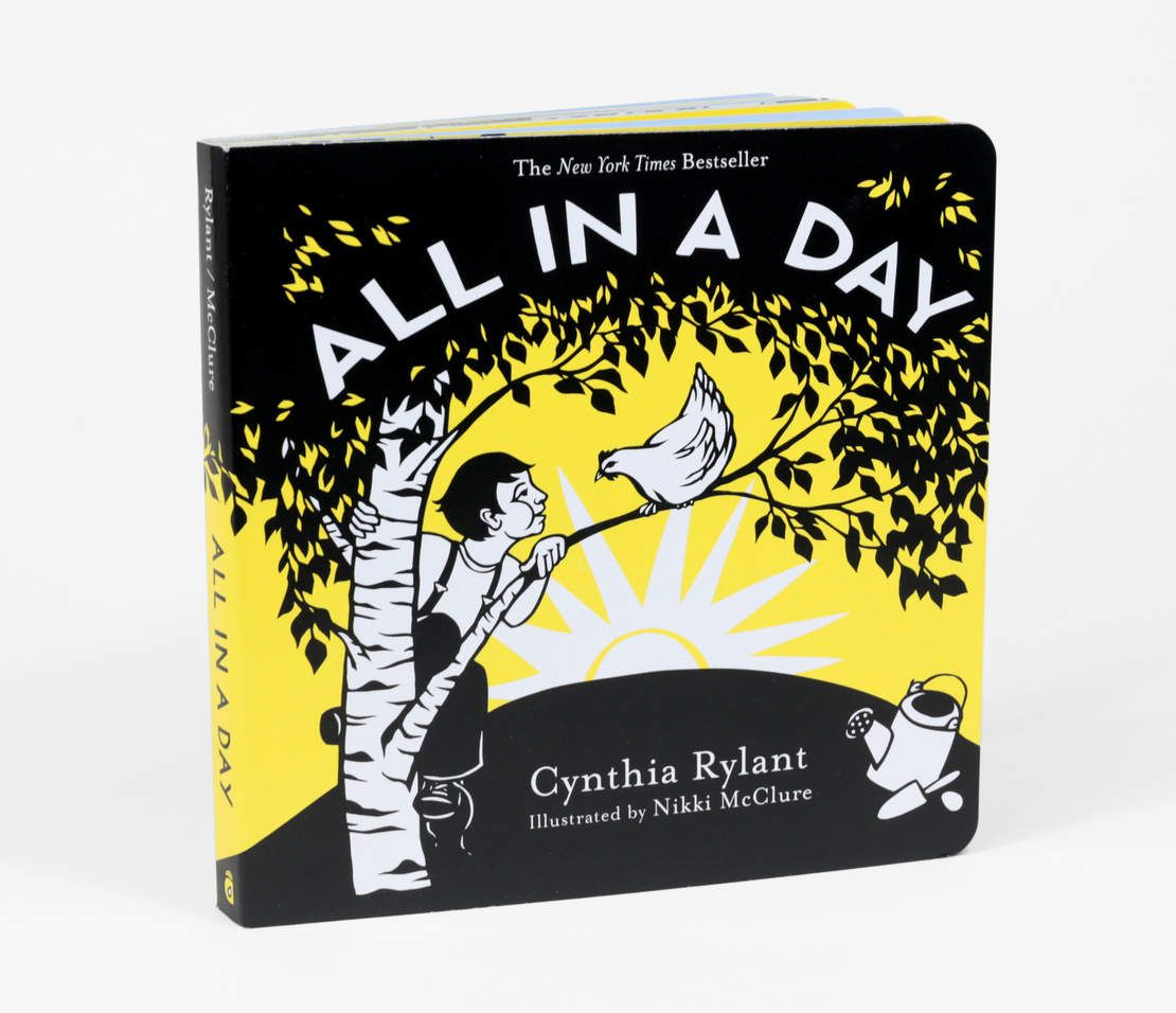 All In A Day By Nikki McClure