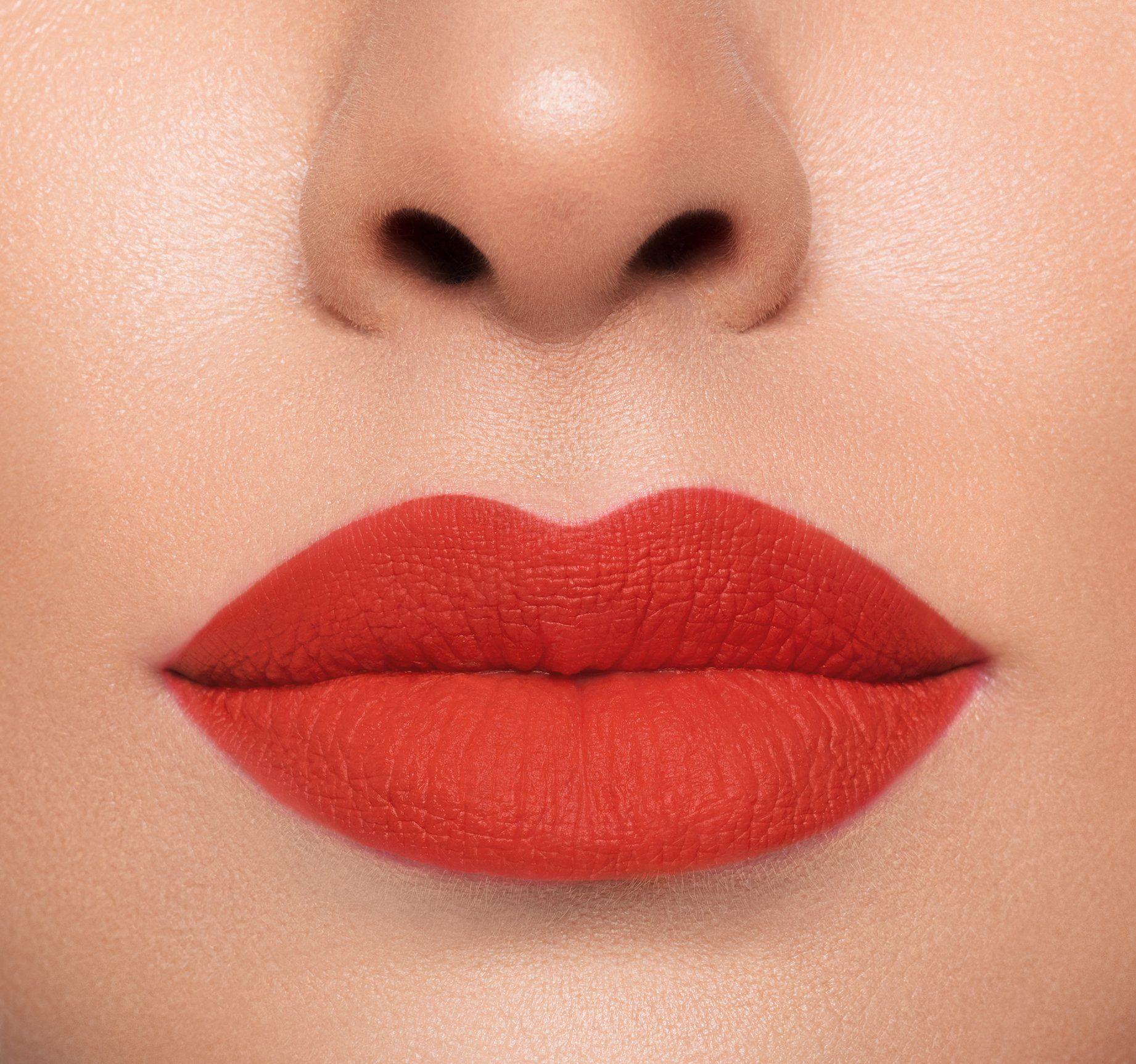 Morphe Mega Matte Lipstick Dominate Lip colors, Pink