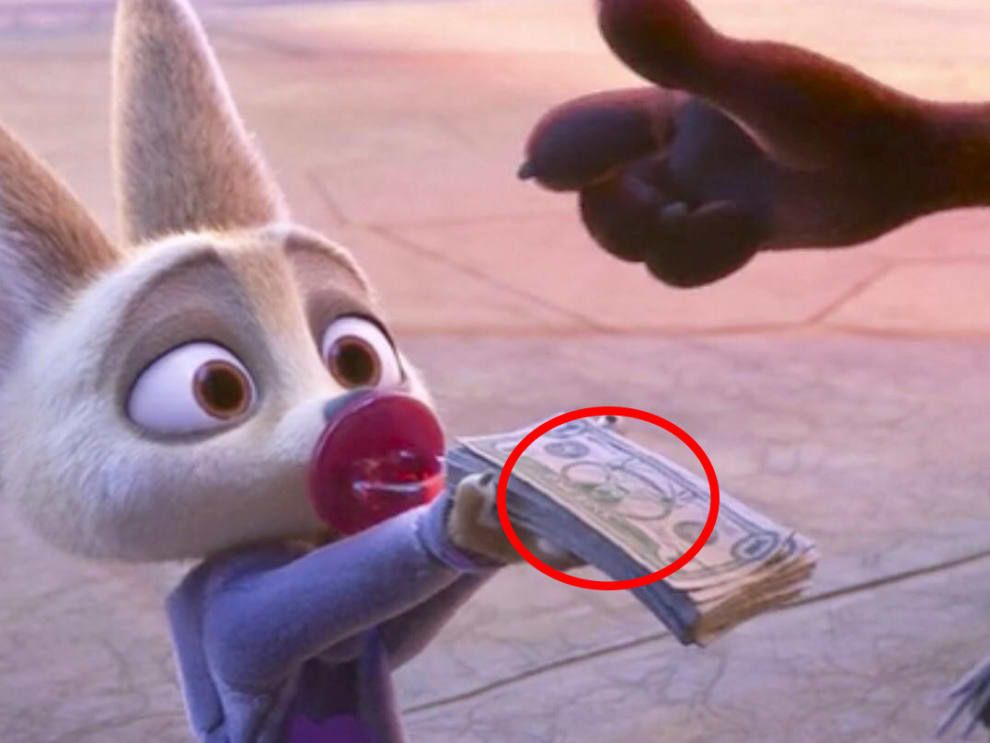"""15 Details From Disney And Pixar Movies That'll Make You Say """"Daaaamn"""""""