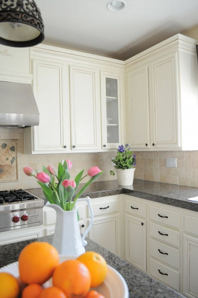 How to Paint Oak Cabinets, Drab to Fab