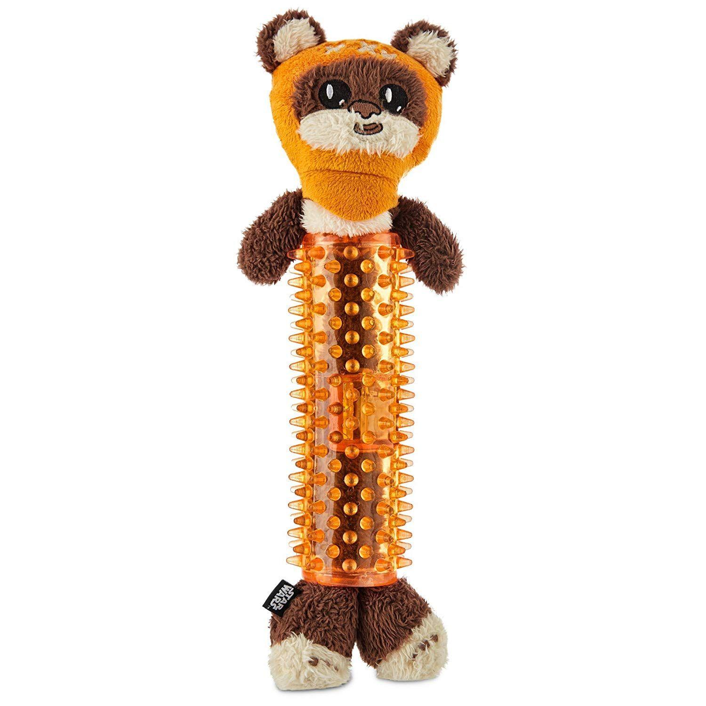 Star Wars Character LED Stick Body Dog Toy, Ewok >>> Hope