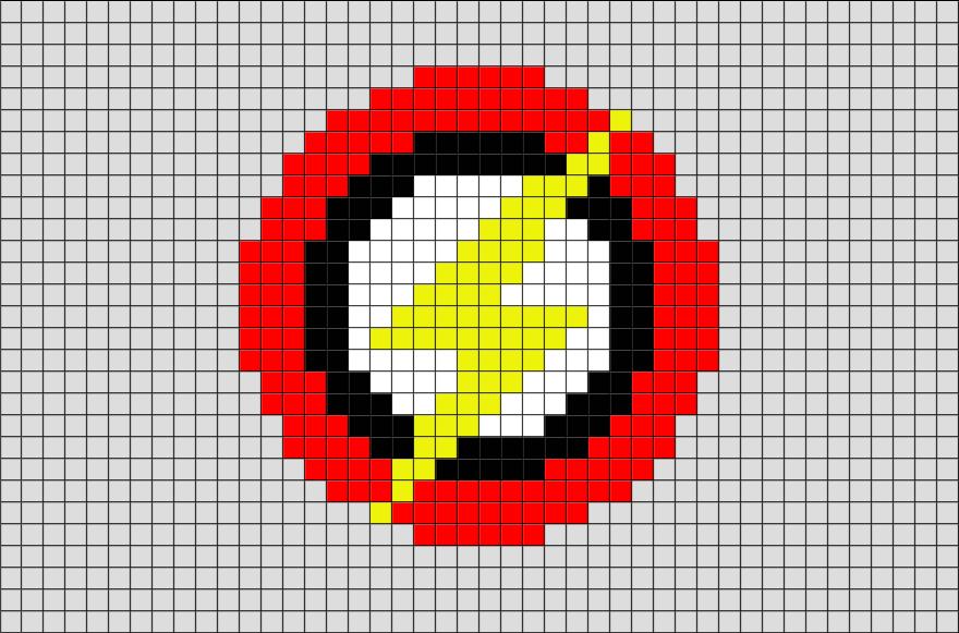 Flash Pixel Art Pixel Art Pixel Art Templates Minecraft