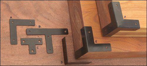 Tansu Plain Strap Hardware Hardware Www Leevalley Com