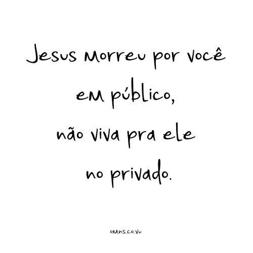 Jovens Santos F R A S E S God Yeshua Jesus E Christ