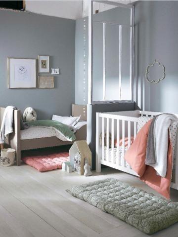 Une chambre, deux enfants ou plus  quels aménagements ? Babies
