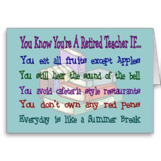 funny retirement invitations for teachers funny teacher retirement