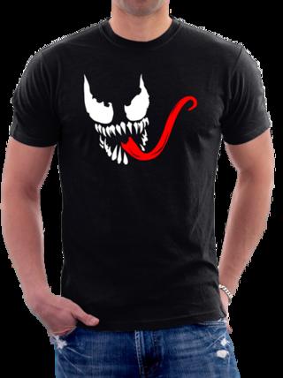 895450c6ad8b0 Venom — Color Animal Camisetas Estampadas