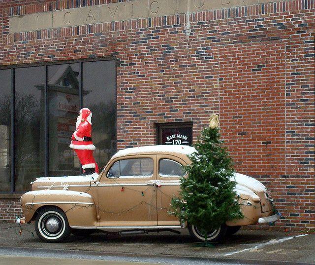 Best 25+ Christmas Car Ideas On Pinterest
